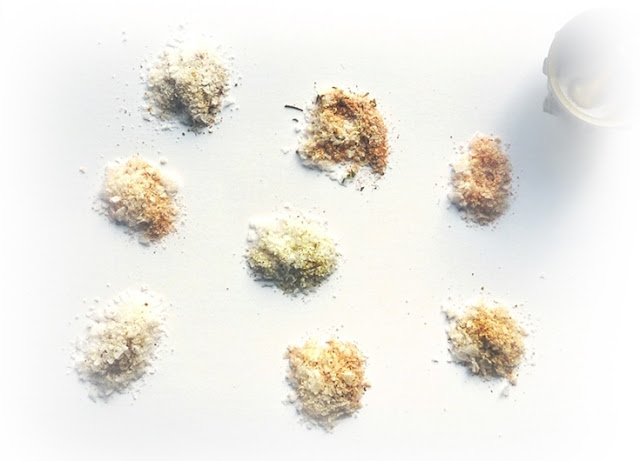 flavoured salts