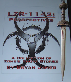 Portada del libro LZR.1143: Perspectives, de Bryan James