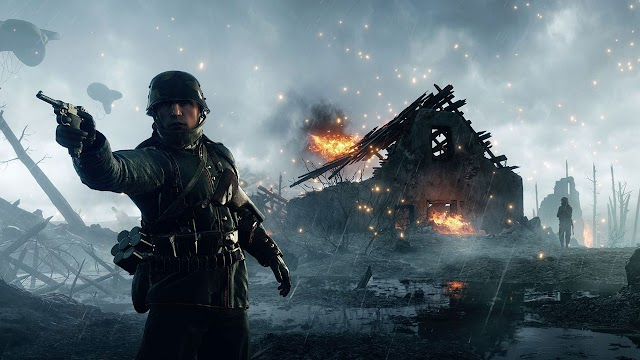 Gameplay Battlefield 1 Walkthrough