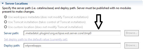 Behind Java Scene: Where does Eclipse store generated