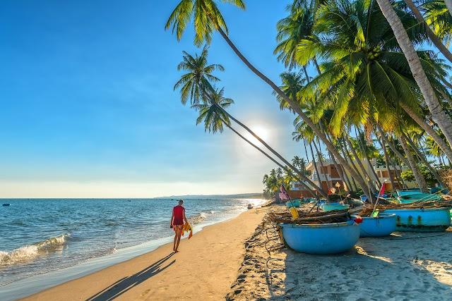 Địa điểm du lịch Bình Thuận hấp dẫn và thú vị nhất nên đến