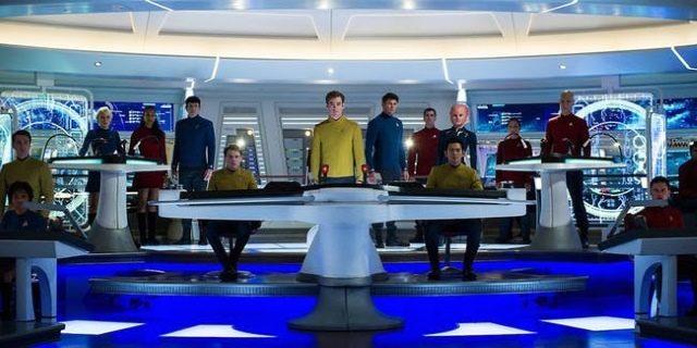 J.J. Abrams Star Trek