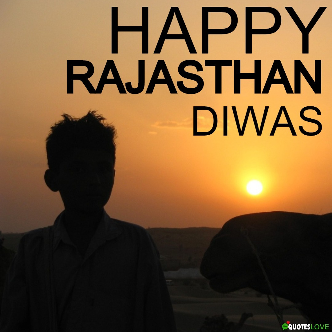 (Latest) Rajasthan Diwas Images, Pictures, Poster , Wallpapers