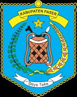Logo Kabupaten Paser PNG