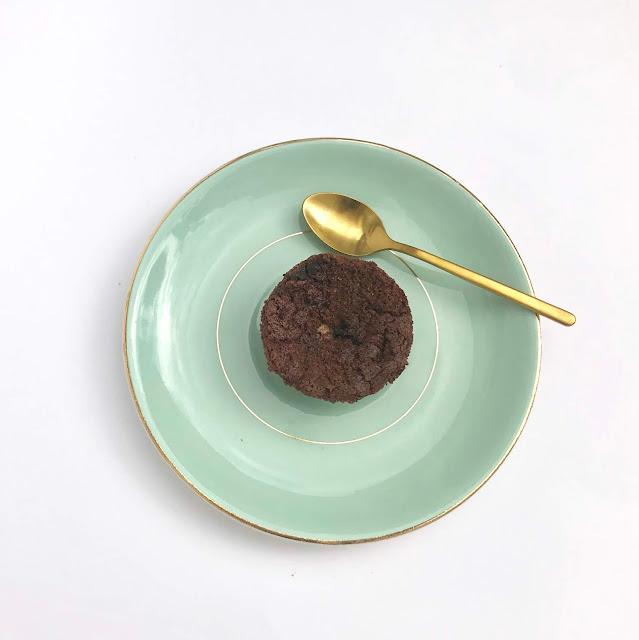Fondant au chocolat sans lait, sans beurre, sans gluten