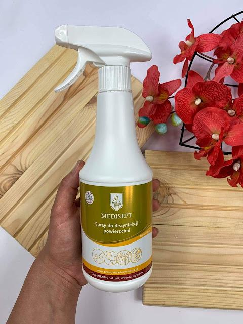Medisept spray do dezynfekcji powierzchni