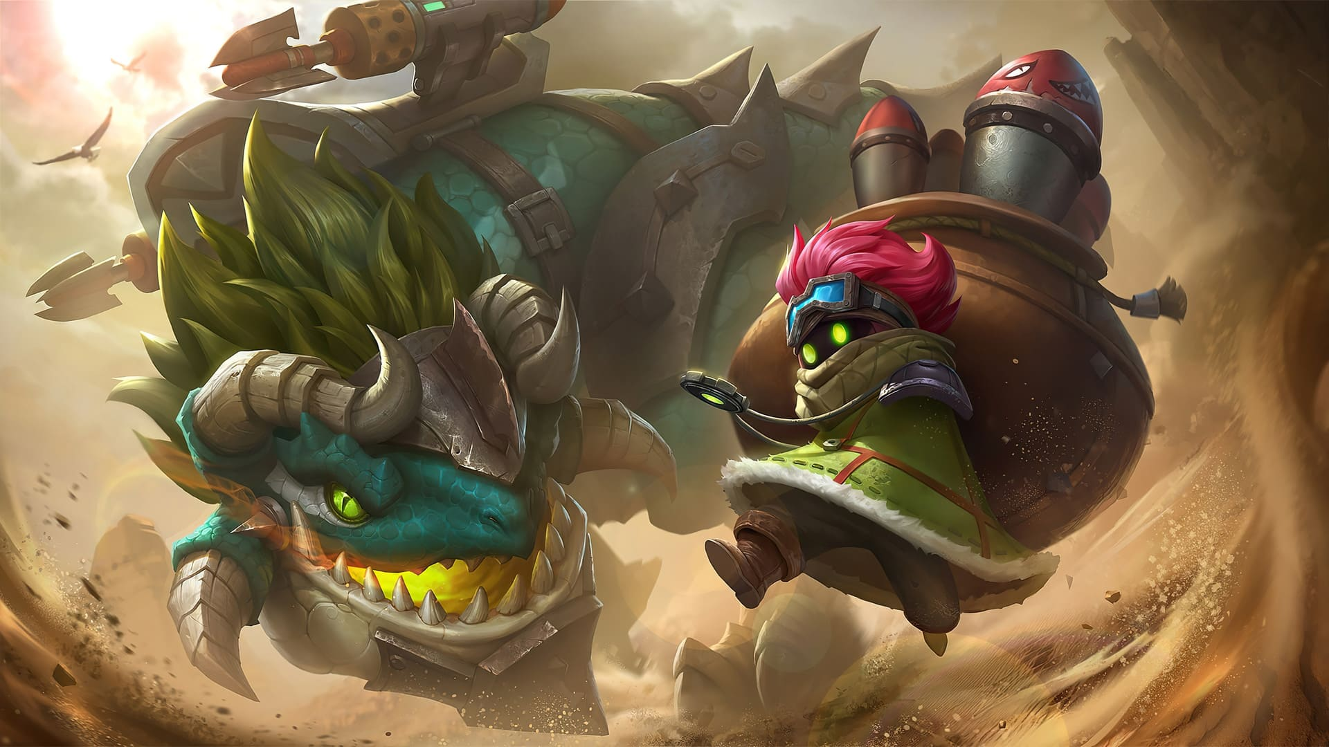 gambar barats armored lizard mobile legends hd for PC