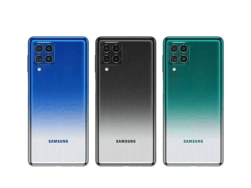 Samsung Galaxy F62 with older flagship 7nm Exynos 9825 and 7,000mAh battery now official in India!