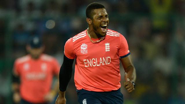 Chris Jordan RCB bowler