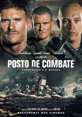 Orlando Bloom Regressa Aos Cinemas Portugueses Com Posto de Combate