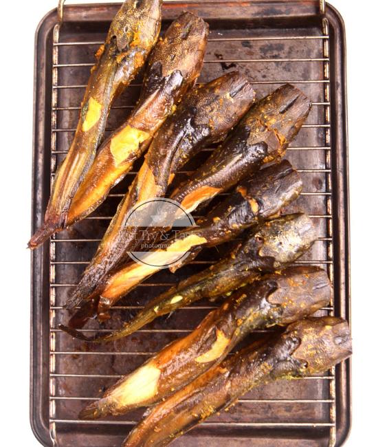 Homemade Ikan Asap JTT