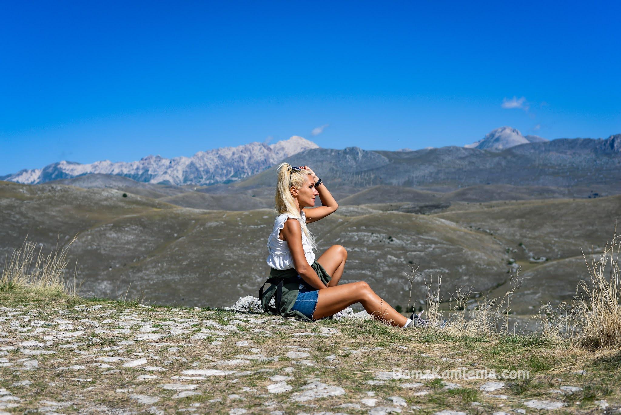 Wakacje w Abruzji, Dom z Kamienia blog, Katarzyna Nowacka