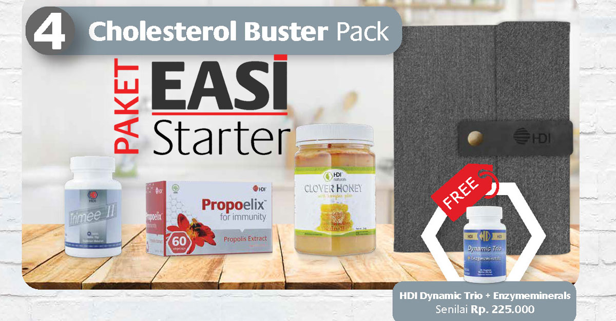 Cholesterol Buster Pack