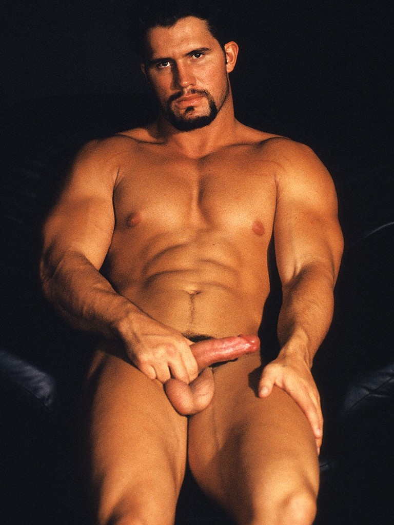 Famous Male Nudes Chad Ullery, Us Bodybuilder-7639