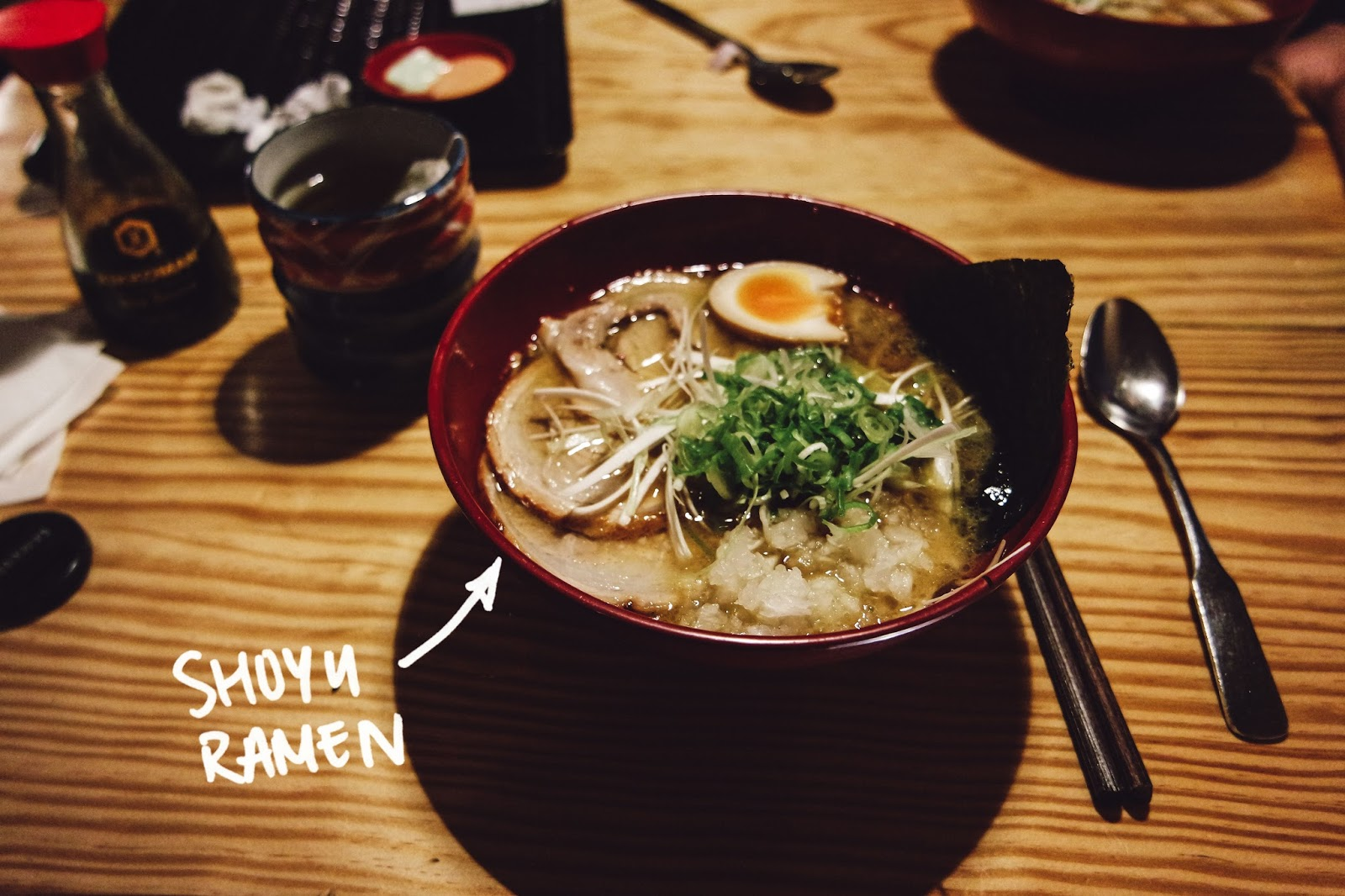 men men berlin food shoyu ramen
