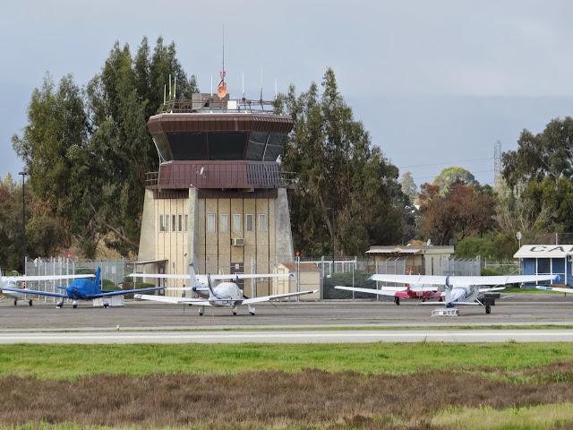 Bay Area Birding near Palo Alto Airport