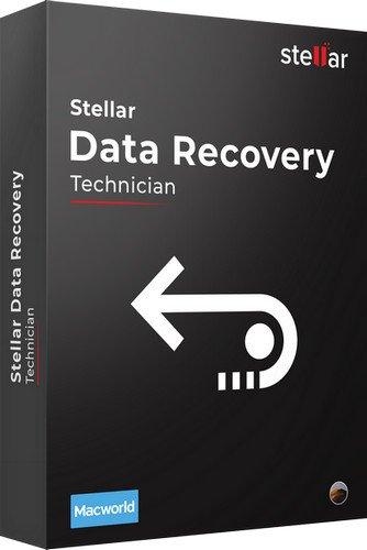 Stellar Data Recovery Technician 9.0.0.4 poster box cover