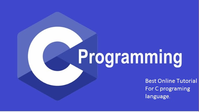 C programing language tutorial