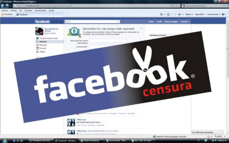 ES LA GUERRA!: Ridícula censura en Facebook
