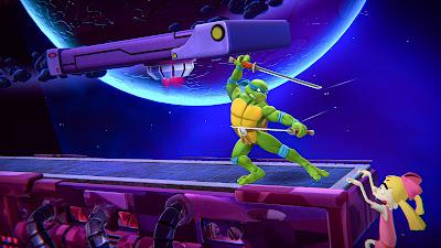 Nickelodeon All Star Brawl Game Screenshot 4
