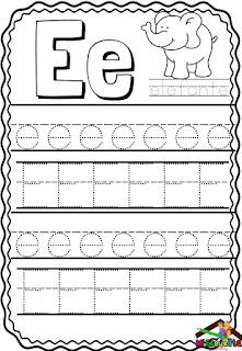 trazos y letras para imprimir pdf