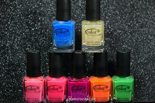 Color Club Starry Temptress Collection
