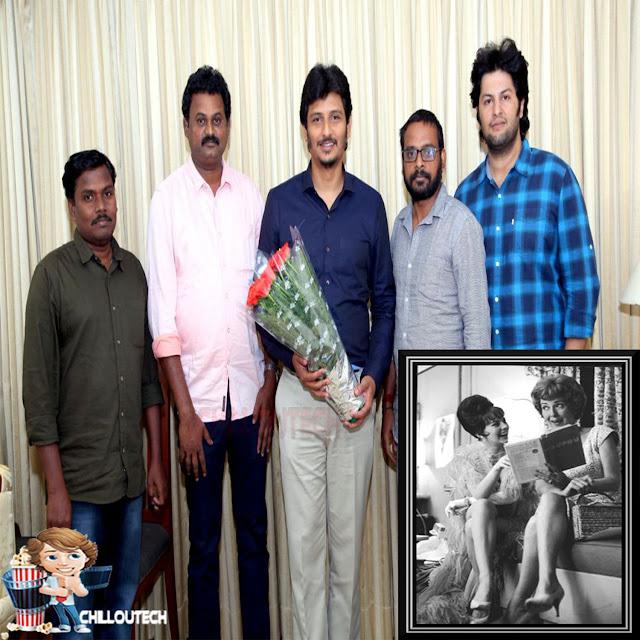 Jiiva upcoming movie in Tamil cinema - Gypsy
