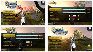 Sacred Odyssey: Rise of Ayden HD Apk Data - Free Download Android Game