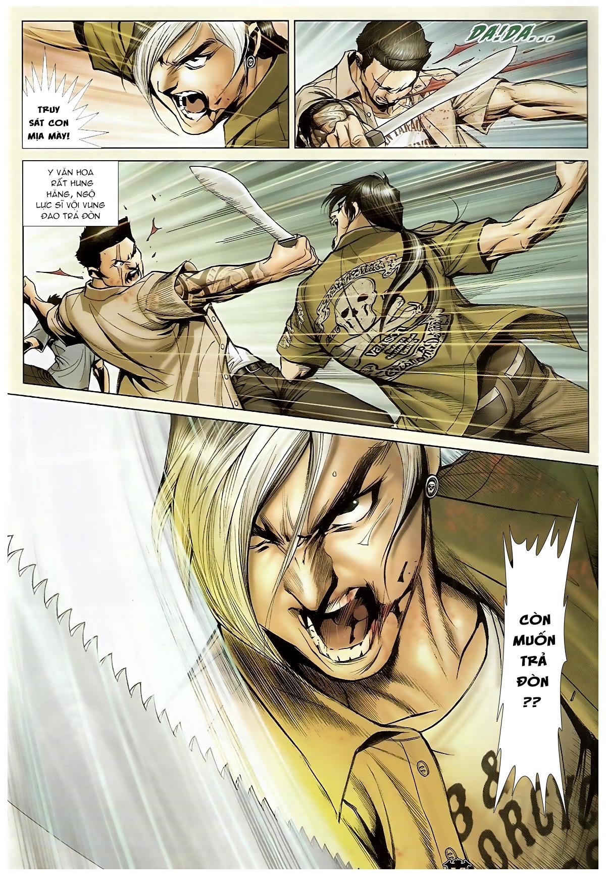 Người Trong Giang Hồ Chap 1498 - Truyen.Chap.VN