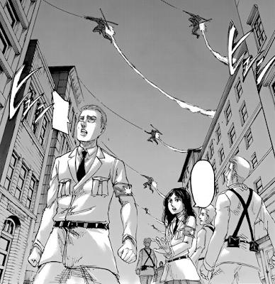 """Reseña de """"Ataque a los Titanes"""" vol.25 de Hajime Isayama - Norma Editorial"""