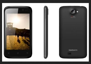 Karbonn introduced a new budget Android smartphone Karbonn A8.