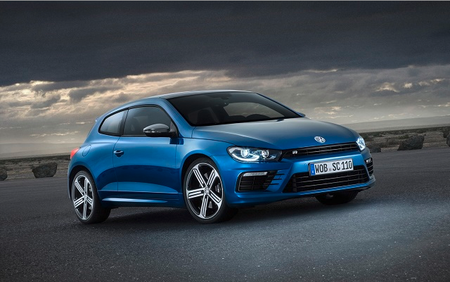 2017 Vw Scirocco Price Review Redesign Release Date