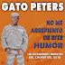 EL GATO PETERS - NO ME AREPIENTO DE ESTE HUMOR - 2019