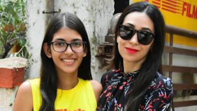 Karisma Kapoor Daughter Samayra Kapoor Debut