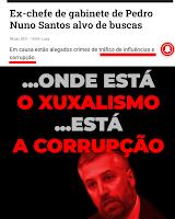 apodrecetuga sousa tavares, nuno santos entrevista corrupção TAP