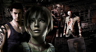 Resident evil zero Screenshot 2