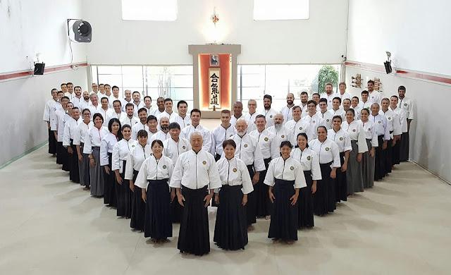 22ª Formação Continuada de Instrutores do Aikido Maruyama