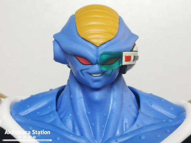 Review de S.H.Figuarts Burter y Guldo de Dragon Ball Z - Tamashii Nations