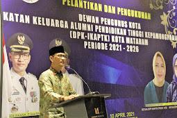 Mohan: IPDN Mencetak Kader Birokrat Terbaik & Menjadi Andalan Pemkot