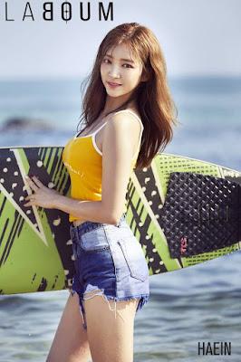 Haein (해인)