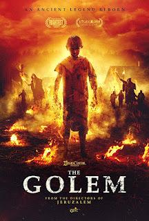 The Golem poster