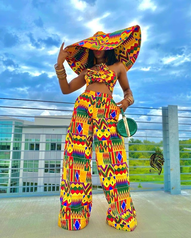 African Ankara Designs In 2020
