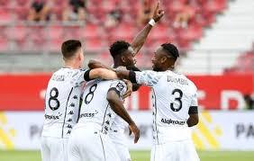Video Dijon 0-1 Angers: Vòng 1, VĐQG Pháp