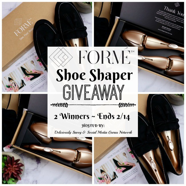 Shoe Shapers Giveaway