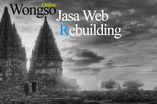 Jasa rebuilding web, Jasa redesign website