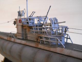 u-boot submarine large conservatory