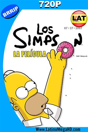 Los Simpsons la Pelicula (2007) Dual HD 720p ()