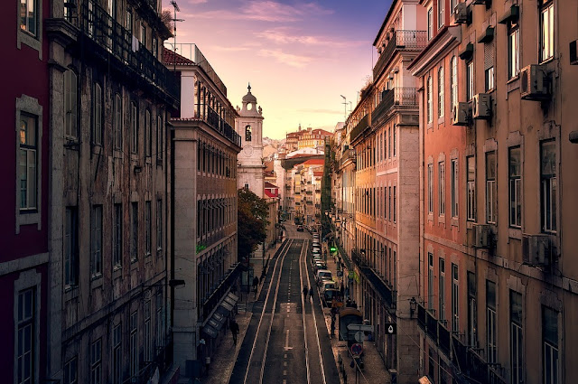 "Visitors to the city of Lisbon shorten their journey with three words: ""a dreamy, friendly, and renewed city"