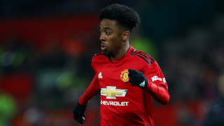 Lille happy with the capture of Manchester United midfielder Angel Gomes.