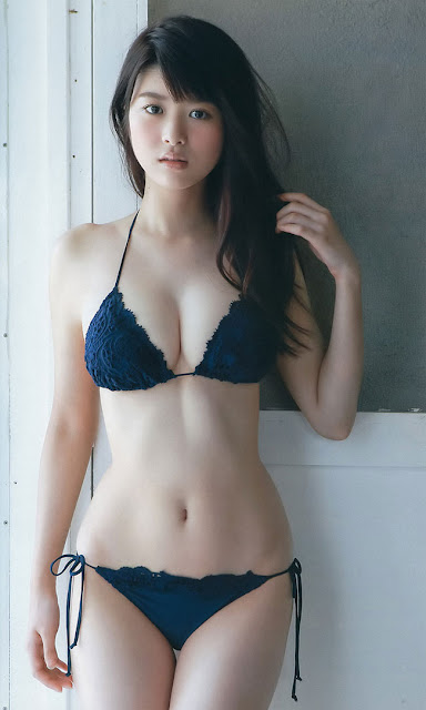 3 japanese girls Fumika Baba, Katayama Moemi, Kakei Miwako are so sexy with Bikini 10